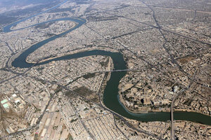 Dammed, dirty, drained by war: can Iraq's Tigris River be restored ...
