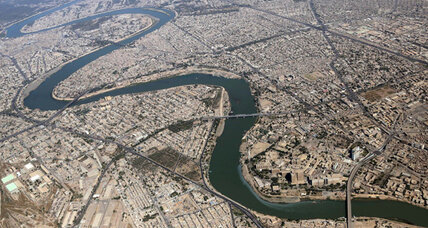 Dammed, dirty, drained by war: can Iraq's Tigris River be restored?
