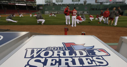 World Series 2013: Cardinals vs. Red Sox – by the numbers