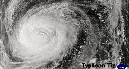 Typhoon Haiyan: Where does it rank among huge storms?