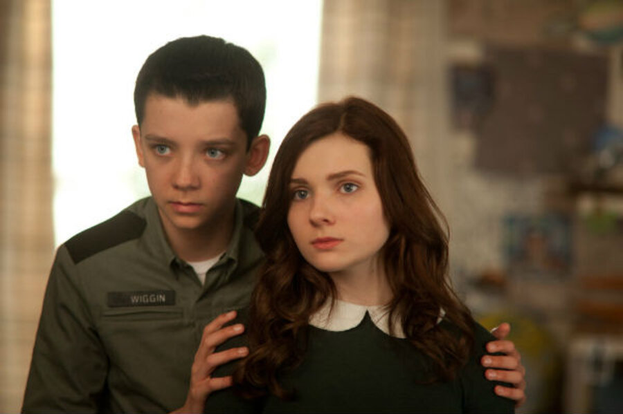 Ender S Game Movie Empowers Kids But Not The Way Parents Might