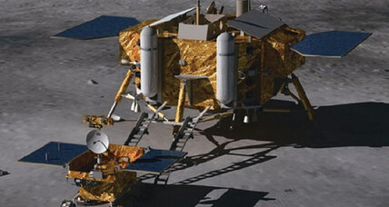 China's moon mission could interfere with NASA lunar probe