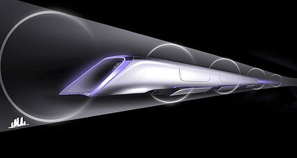 Elon Musk's 'hyperloop' gets new company
