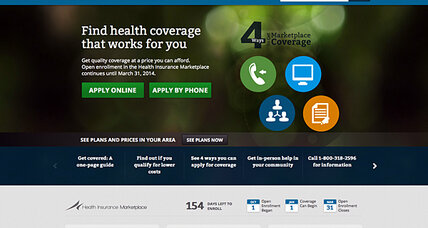 Obamacare: Warning about shaky rollout came as early as 2010, report says (+video)