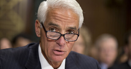 Charlie Crist to run as Democrat against Rick Scott for FL governor