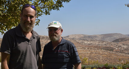 A West Bank crusade against pollution