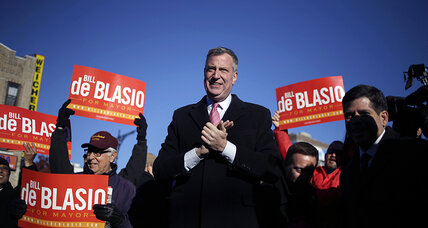 Big de Blasio lead over GOP's Lhota in NYC: Anomaly or return to normal?