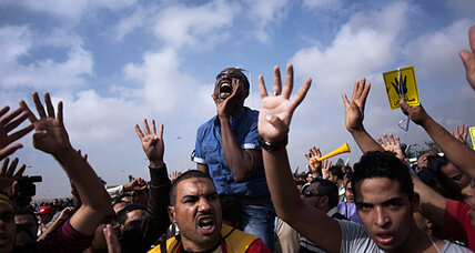 Morsi trial opens new battleground for Egypt's military and Islamists