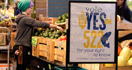 Ballot measure to label GMO foods is a tossup in Washington State