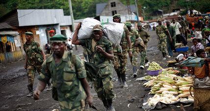 M23 ready to drop the gun in East Congo amid hopes for peace (+video)