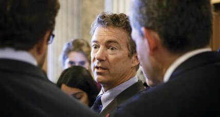 Rand Paul, battling charges of plagiarism, blames improper vetting