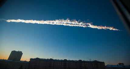 How rare was Chelyabinsk asteroid blast? Not as rare as you hoped.