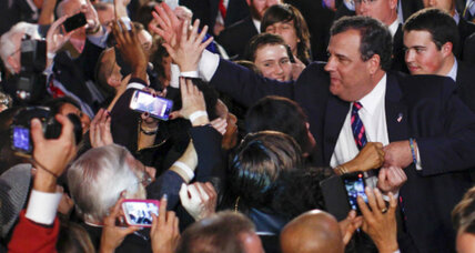 Chris Christie landslide: Template for a Republican presidential win in 2016? (+video)
