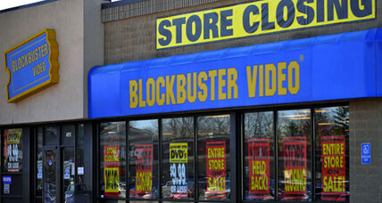 Blockbuster's doors to close, but streaming continues