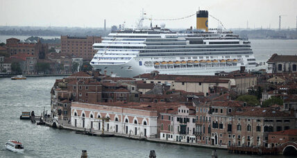 In Venice, environmentalists tally rare win over tourism