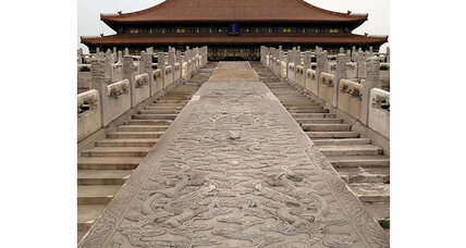 How did they move those 100-ton stones? Scientists solve Forbidden City mystery.