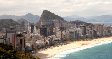 Rio de Janeiro tells tourists: no more butts on the beach