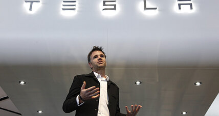 Tesla Motors (TSLA) hits sales record. Investors hit sell button.