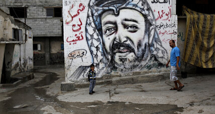 Will Yasser Arafat poisoning report derail Middle East peace talks? (+video)