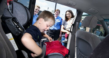 Booster seat ratings: What parents should know