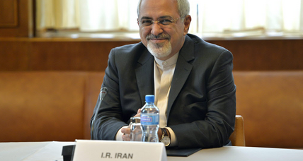 Iran: Don't blame us, blame our tea party
