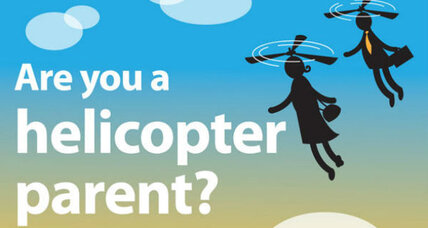 Are helicopter parents happier than other parents?