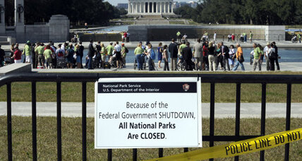 Government shutdown didn't save money. It cost $2 billion, report says.