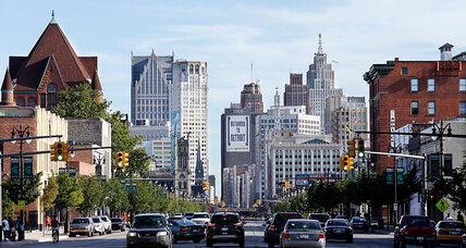Can Detroit bankruptcy proceed? What the judge must (and might) consider.