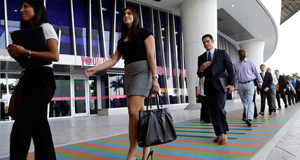 Economy adds 204,000 jobs in October. Enough for Fed to begin its 'taper'?