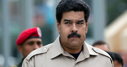 President Maduro says he'll fight Venezuela's 'economic war' – but can he win?