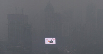 China smog: Can energy efficiency stop 'airmageddon'?