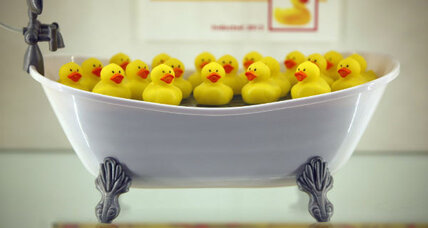 Rubber duck, chess inducted into Toy Hall of Fame