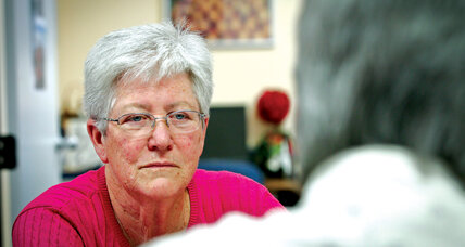 Sister Mary Sean Hodges gives ex-convicts a second chance