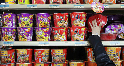 Life on Ramen: Bad diet, good personal finance?