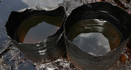 What's causing Nigeria's oil spills?