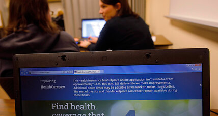 Low Obamacare enrollment numbers: Sign of problems to come? (+video)