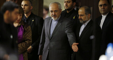 Does Iran have a 'right' to enrich? Answer is key to nuclear deal, and beyond.