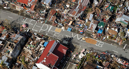 Typhoon Haiyan: How you can donate