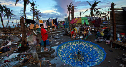 Relief effort for Typhoon Haiyan victims gaining traction