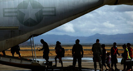 US military footprint on Philippines could grow after typhoon Haiyan (+video)