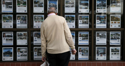Homeownership rate dips after recession – but doesn't plunge
