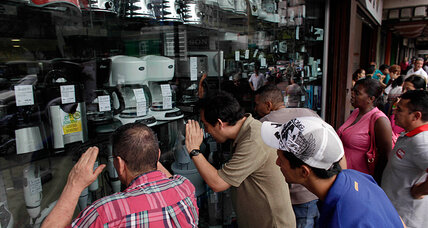 Venezuela to businesses: Everything must go - or else. (+video)