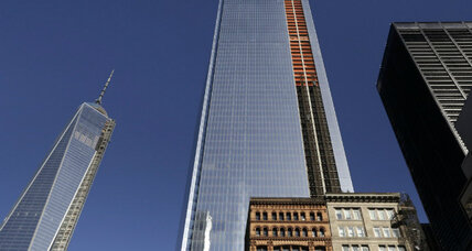 4 World Trade Center opens, a shining symbol of a vibrant New York (+video)