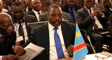 Congo leader Kabila must choose between reform – and survival