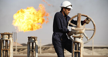 Can Brazil and Iraq sustain world's growing thirst for oil?