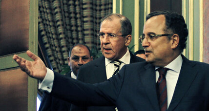 Russia opens its arms to Cairo as US-Egypt ties fray
