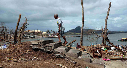 Typhoon Haiyan: Is an era of super storms upon us?
