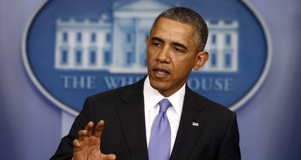Obama offers reprieve on insurance cancellations, but will it work? (+video)