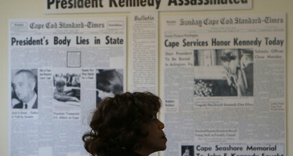 New JFK assassination poll: Most say Oswald did not act alone (+video)