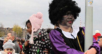 Should the Dutch keep Santa's popular blackfaced pal, Black Pete?